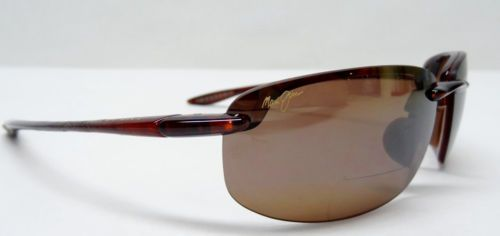 3192872c0b1346 cool Maui Jim Ho okipa H-807-10 (20 64-17-130) Reader Polarized Sunglasses  2.0+