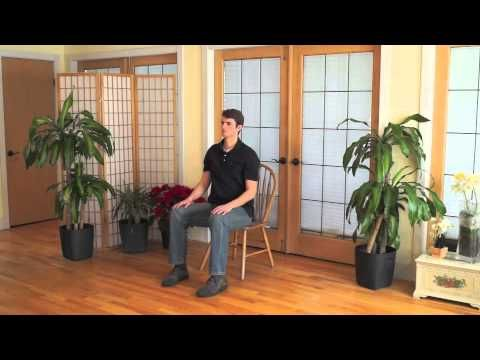 mindful chair yoga a complete beginner's practice 40