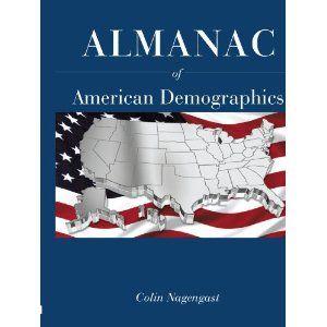 Almanac of American Demographics (Paperback) http://www.amazon.com/dp/1438991061/?tag=wwwmoynulinfo-20 1438991061