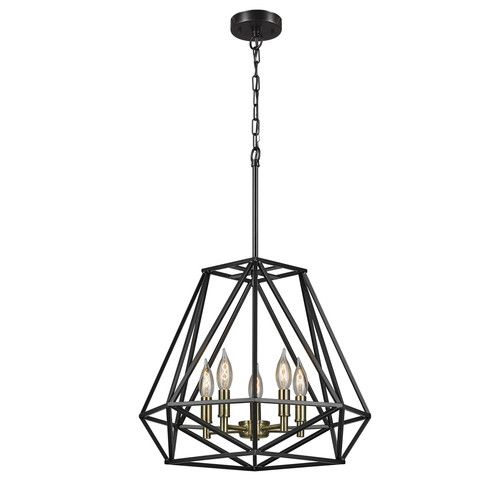 Found it at wayfair sansa 5 light chandelier dining room