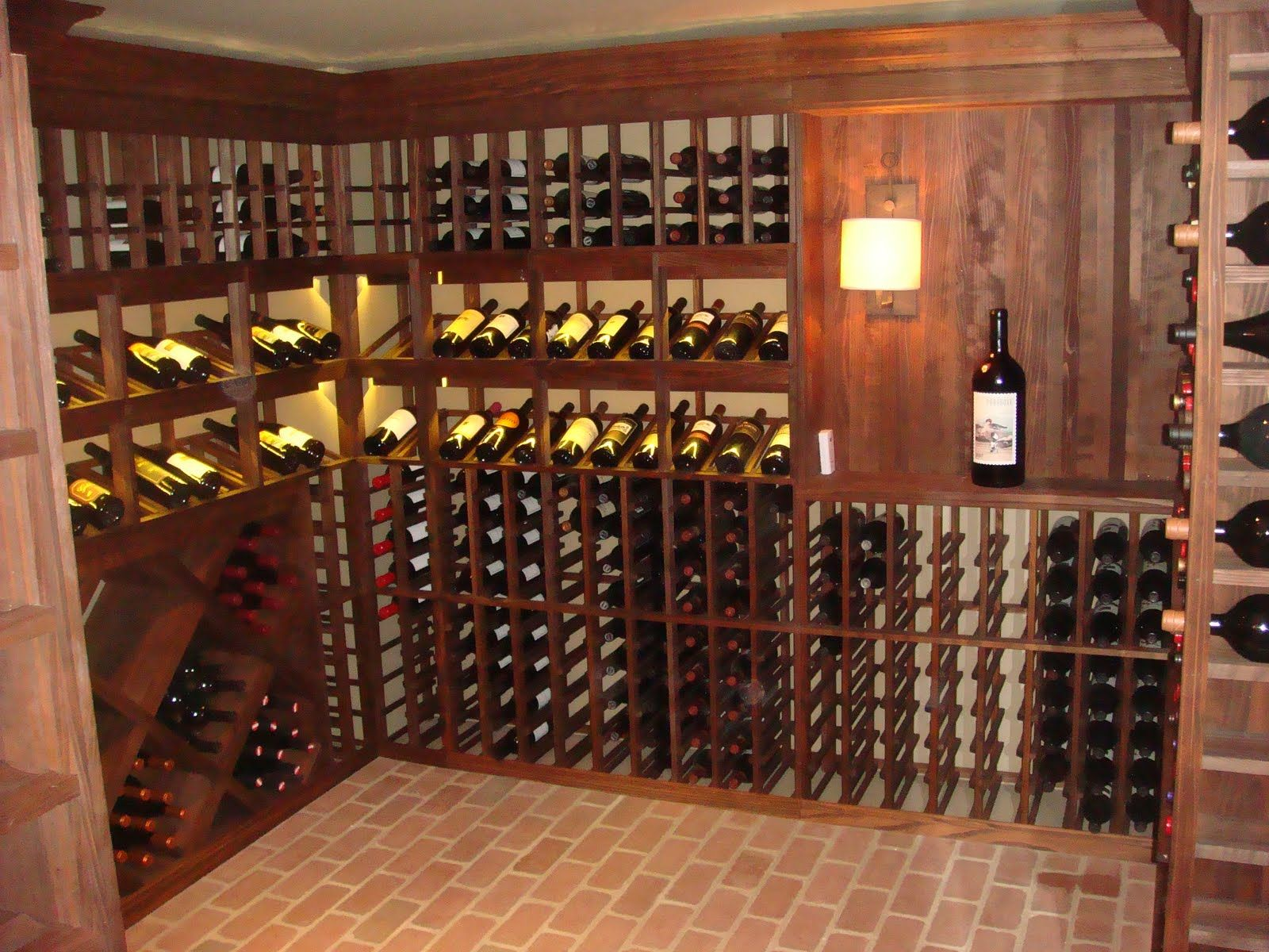 Basement Wine Cellar Ideas Charlotte Home Remodeling