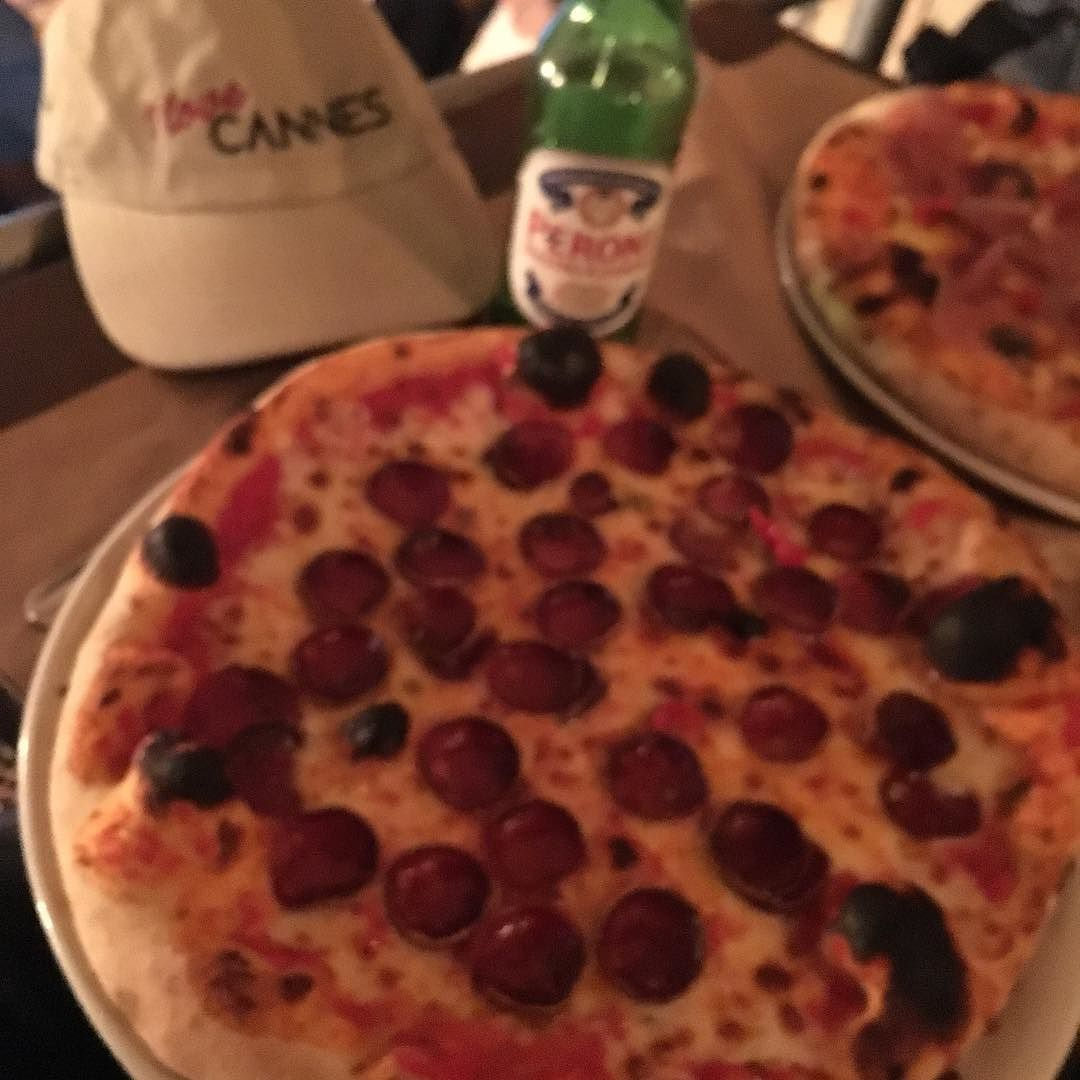 Heaven is ...... Italian #pizza #peroni #cannes #riviera #cotedazur #france #travel #tourism #lifestyle #delegates #cannesisyours #frenchriviera #vacation #holiday #beach #suntanning #luxury #fun #sports #eating #shopping #ilovecannes #weekends #sailing #relax #riviera #yachts #beach #food
