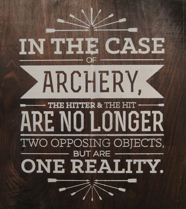 Love Text Archery Archery Quotes Mounted Archery