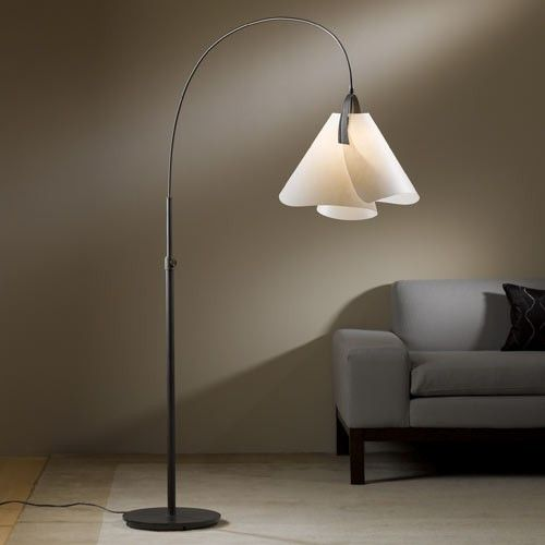 Mobius Arc Floor Lamp From Hubbardton Forge