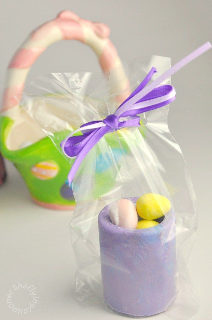 Easter chocolate shot glasses fun easter baskets the flying easter chocolate shot glasses negle Images