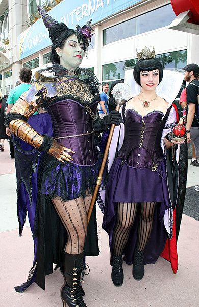 Steampunk Disney Costumes Steampunk Disney Evil ...