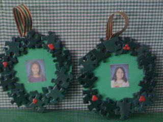 Christmas Ornament ,, Crayon Bits , a first grade blog