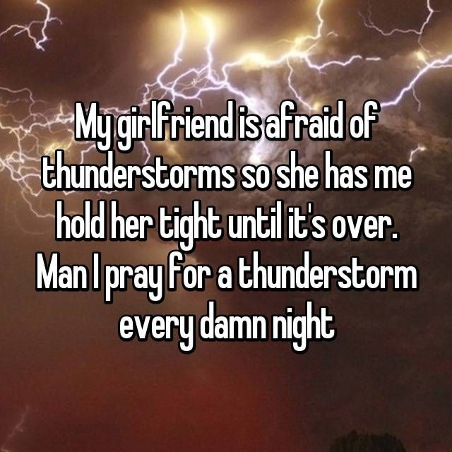 I HATE thunderstorms I can never sleep through them and they