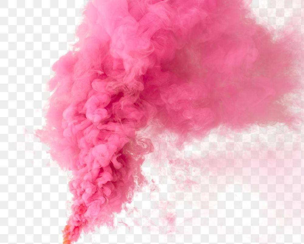 Pink Smoke Effect Design Element Free Image By Rawpixel Com Fon Pink Smoke Color Splash Pink Watercolor Wallpaper Iphone