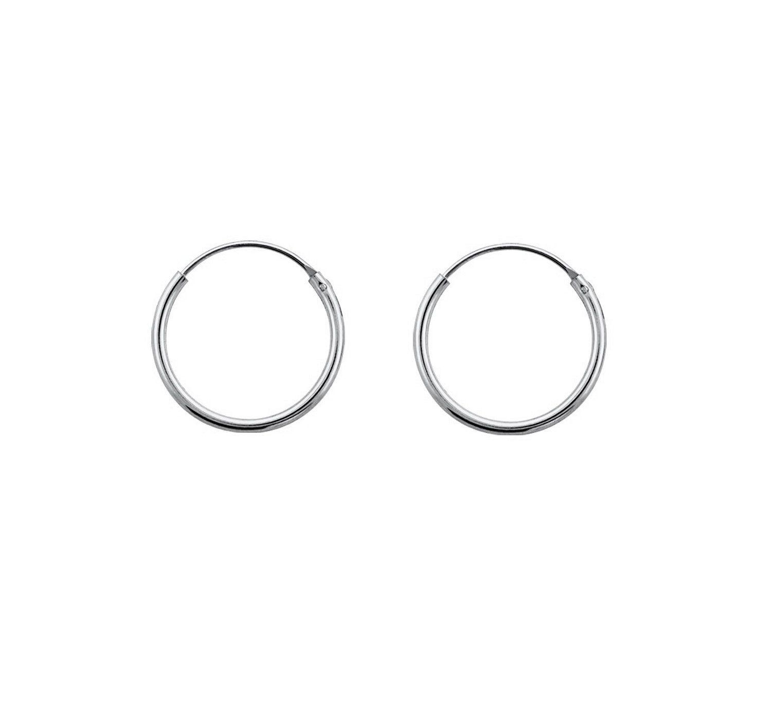 Small Sterling Silver Hoop Earrings – Evyral Small Gold Hoop  Earringscartilage