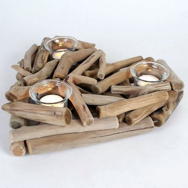 DIYs with driftwood  new beautiful crafts and decoration ideas
