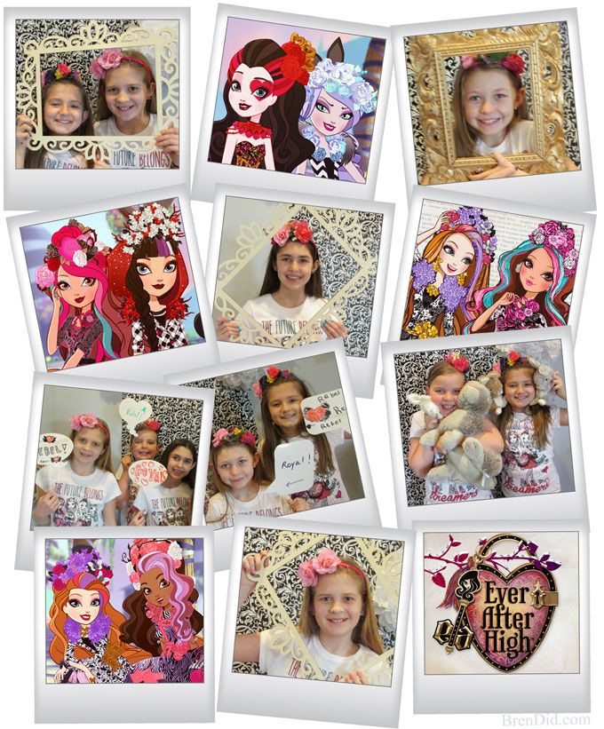 Easy & Adorable Ever After High Party Ideas   Decoration ...