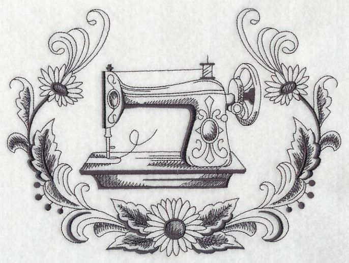 Pin By Veronica White On Tattoos Sewing Tattoos Embroidery