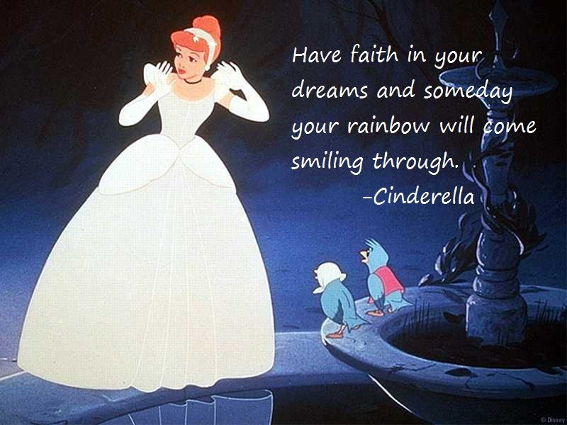 Cinderella Love Quotes Custom 48 Inspirational Quotes From Disney Films That Will Teach You The