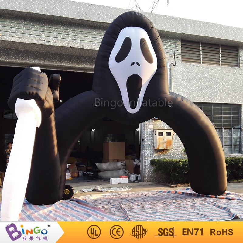 680.00$  Buy here - http://alihgh.worldwells.pw/go.php?t=32725864201 - Free Shipping Halloween decoration halloween props ghost BG-A0802-18 toy