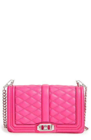 0bd1e078d72263 Rebecca Minkoff 'Love' Crossbody Bag available at #Nordstrom | Bags ...