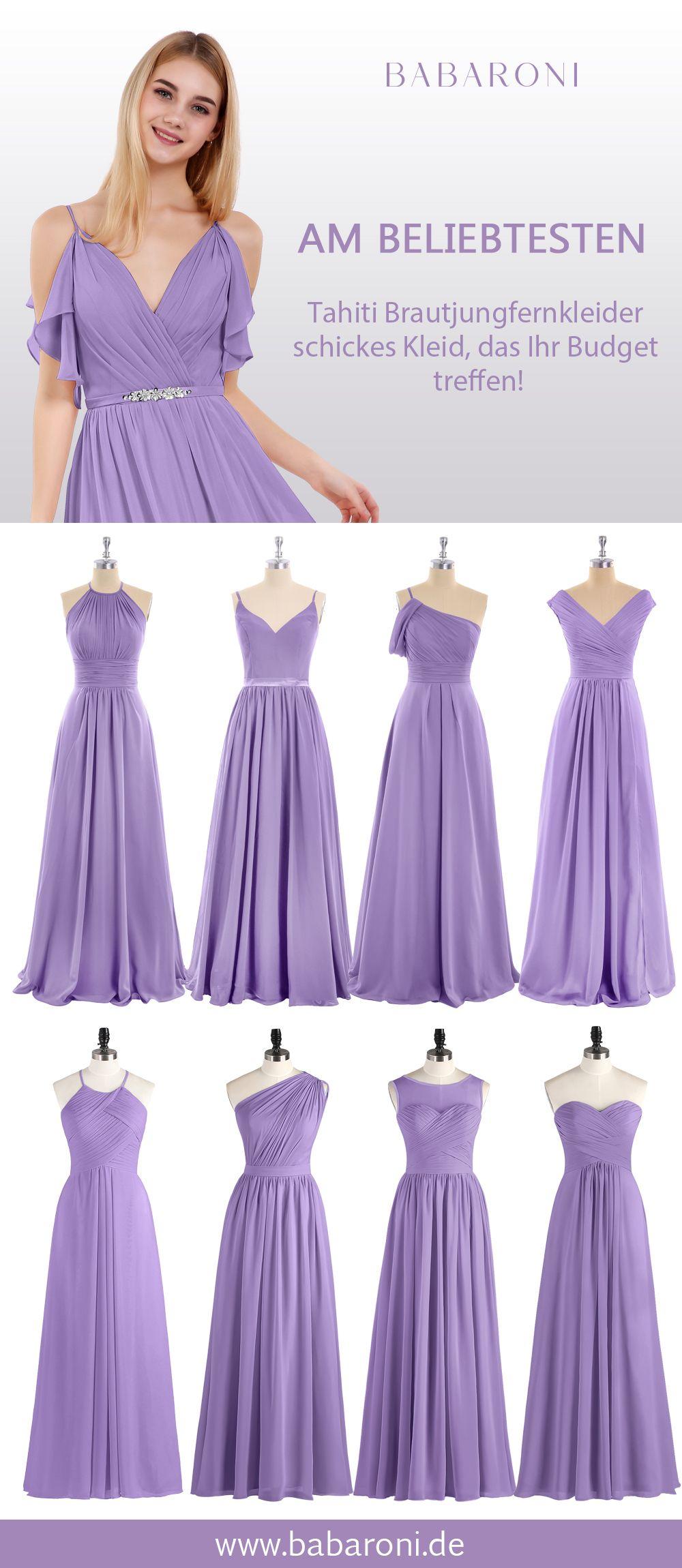 Brautjungfernkleider  Festliche kleider hochzeit, Braut, Kleid