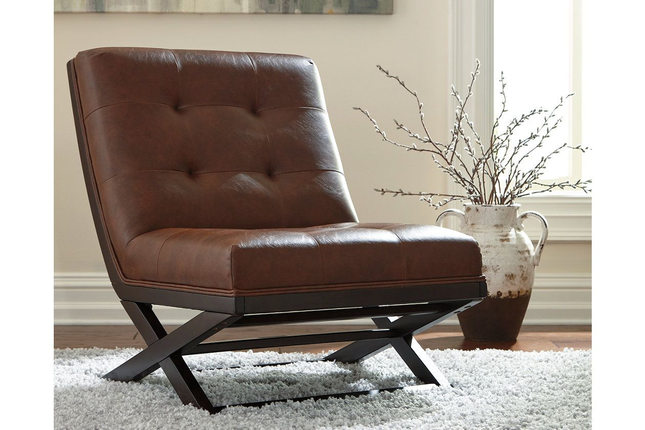 Sidewinder Accent Chair Ashley Furniture Homestore Leather