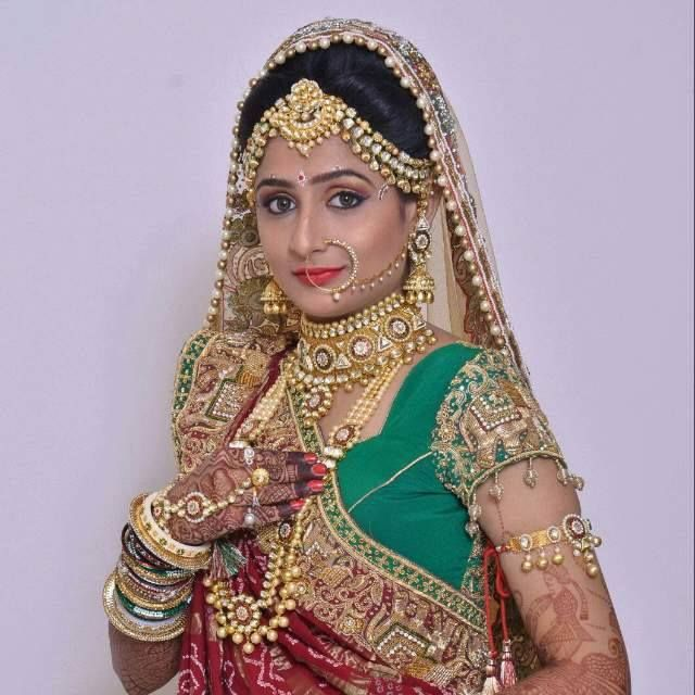The most beautiful #IndianBride photo.