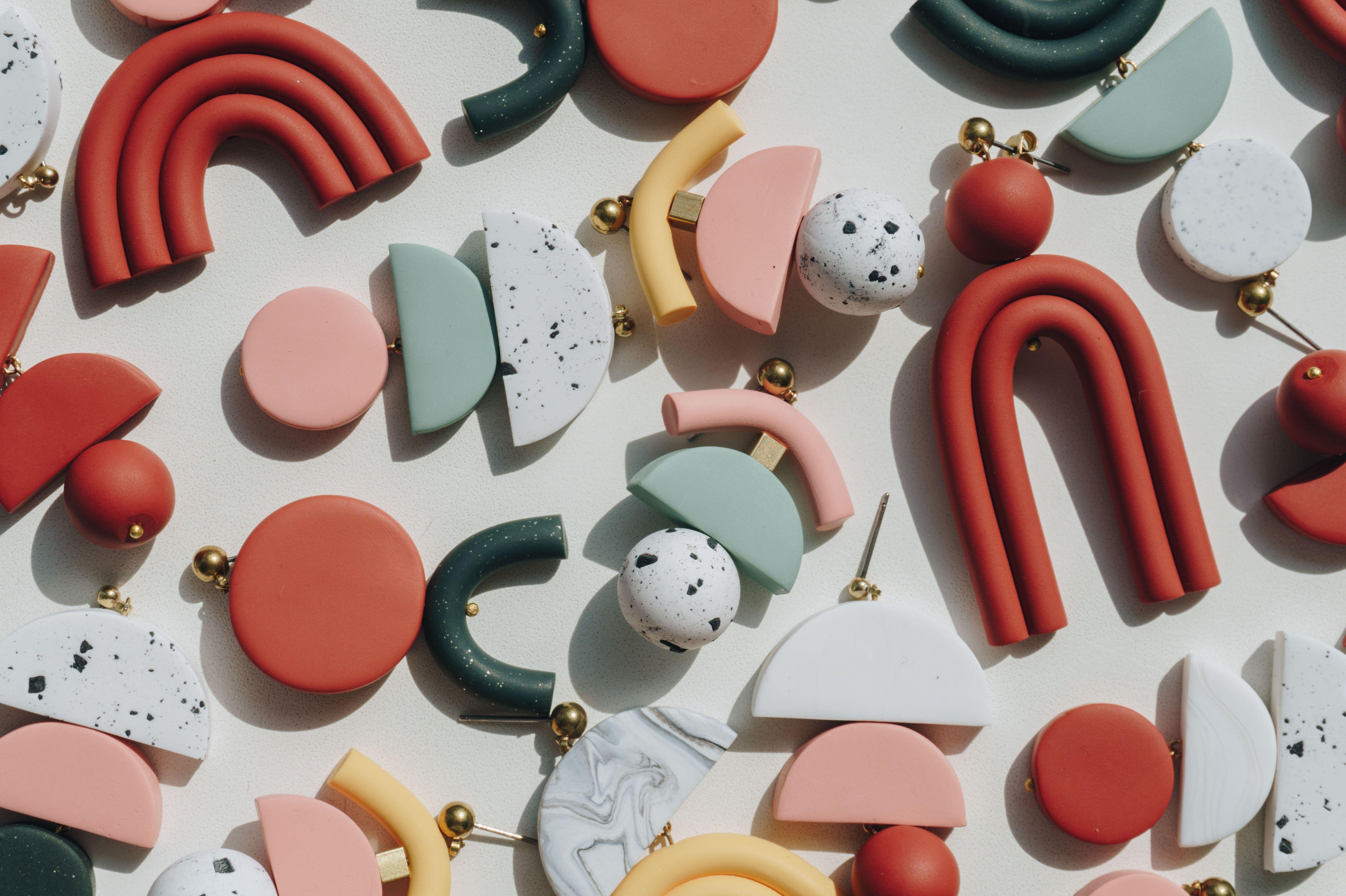 Iebis Modern Minimalist Polymer Clay Jewelry Statementjewelry Polymerclay Polymerclayjewelr Clay Jewelry Diy Polymer Clay Jewelry Diy Polymer Clay Jewelry
