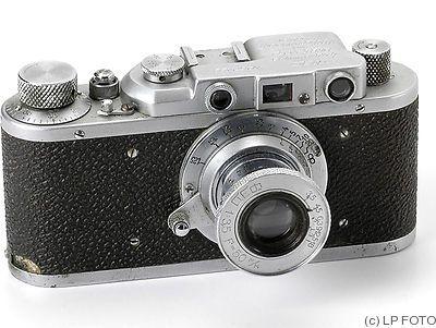 FED: FED (Type 1c) 1937-1939  35mm rangefinder camera  Serial