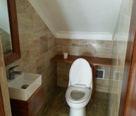 de 50 diseños de baños pequeños que te inspirarán Diseño de baño