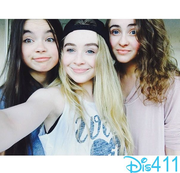 sabrina carpenter Landry bender and