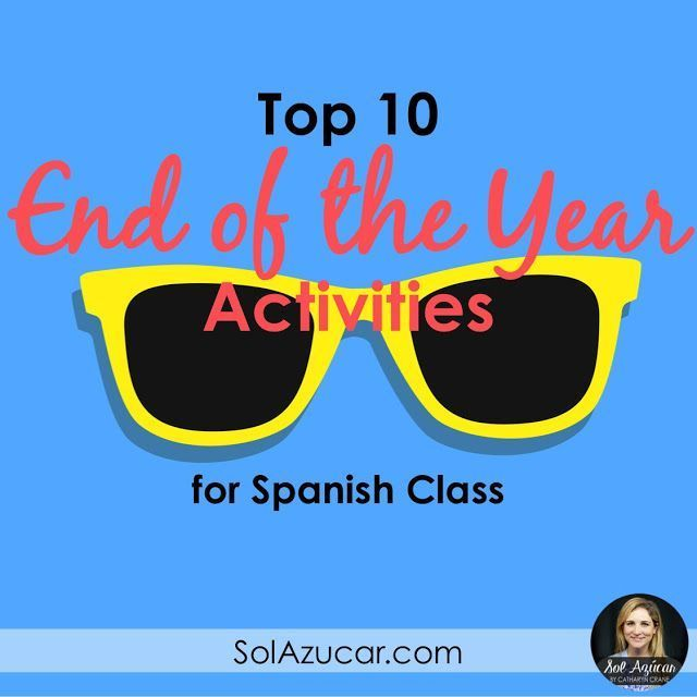 end of the school year writing activities for middle school
