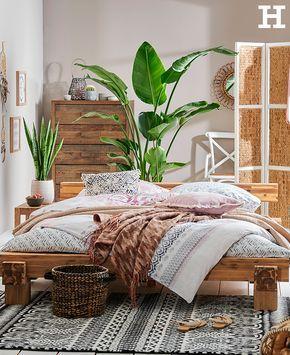 Ethno-Living   likkle room   Kleines schlafzimmer einrichten ...
