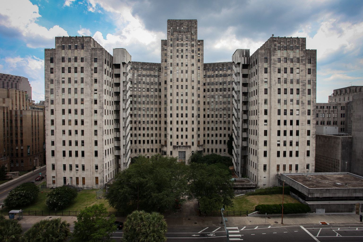 Charity hospital architecture photography buildings