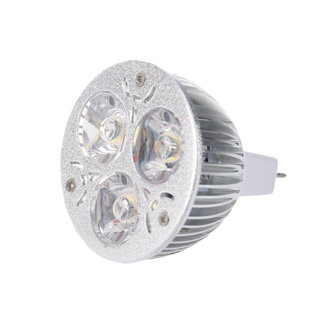 2 19 3w 12 24v Mr16 Warm White 3 Led Light Spotlight Lamp Bulb Only Ebay Home Garden Spotlight Lamp Lamp Bulb Led Lights
