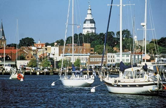 Annapolis Maryland.