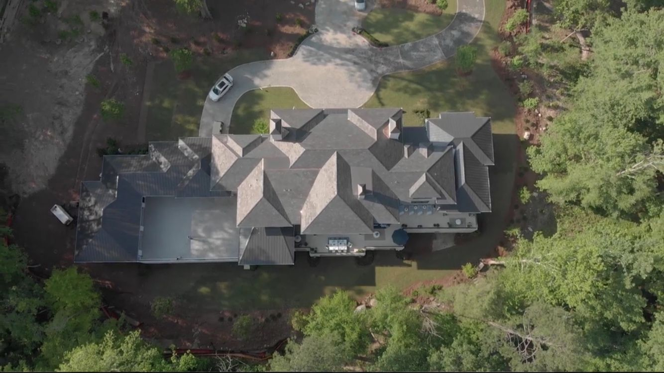 Drone shots for real estate and architecture in 2020