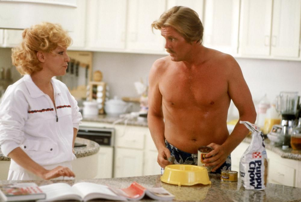 Down and Out in Beverly Hills (1986) - Bette Midler, Nick Nolte
