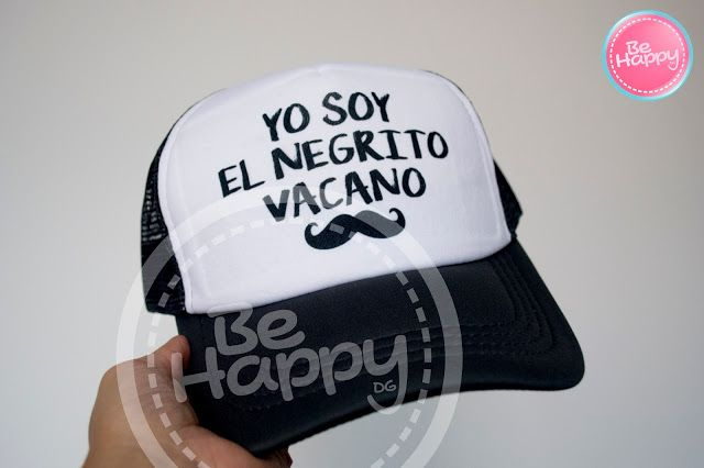 Be happy Dg  gorras personalizadas Bucaramanga adb8d51bcffd