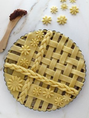 Photo of Crostata con ricotta, pere e cioccolato – Deliziosa Virtù