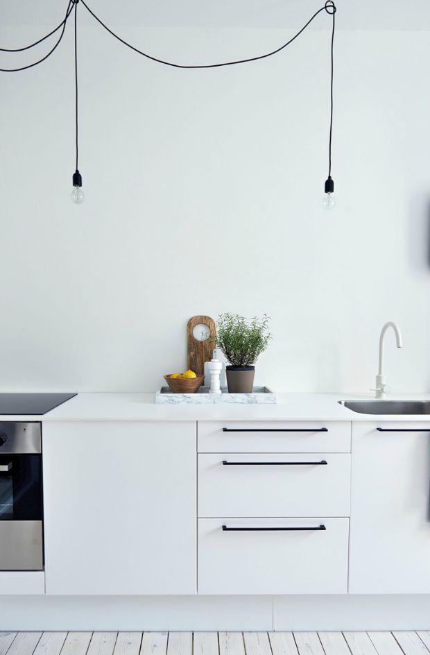 wit blad minder mooi, te glanzend en nieuwbouw keuken-zonder ...