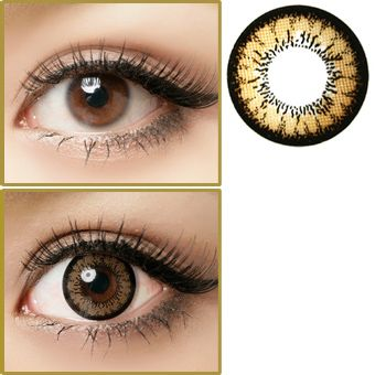 Geo Magic Color Contacts Coloured Contact Lenses For