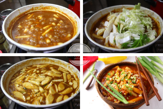 Resep Tteokbokki Dengan Homemade Garaetteok Jtt Di 2020 Memasak Masakan Korea Resep