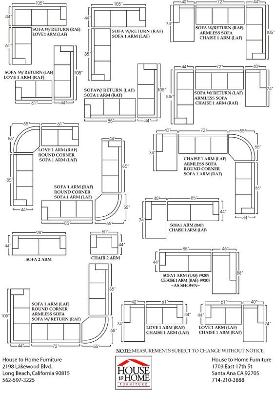 lovely sectional sofa dimensions 5 sectional sofa