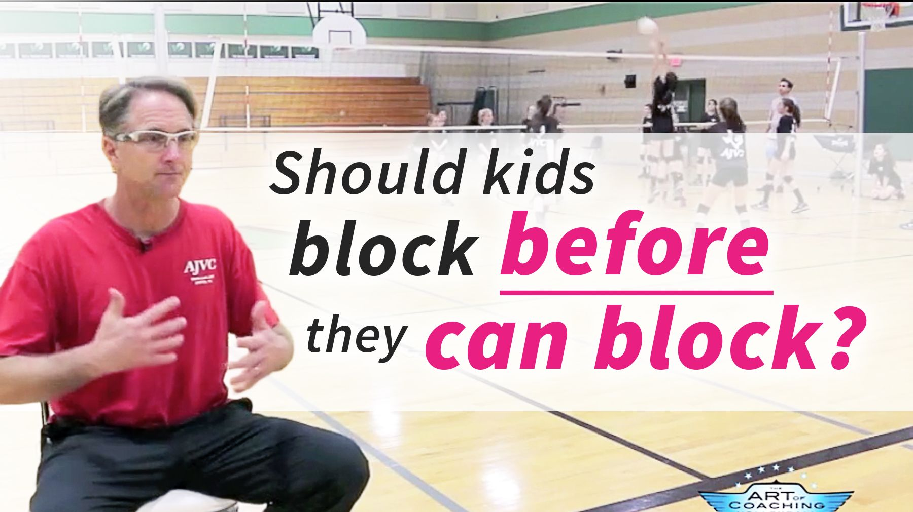 Should Kids Block Before They Can Block With Images Kids Blocks Teaching Skills Coaching Volleyball