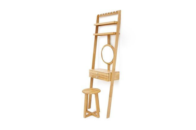 Dressing Table Leaning Ladder
