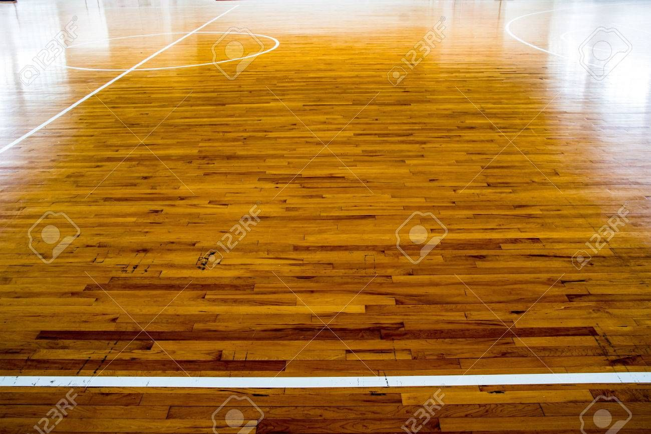 Wooden Floor Basketball Court Stock Photo Spon Basketball Floor Wooden Photo Stock Wooden Flooring Flooring Wooden