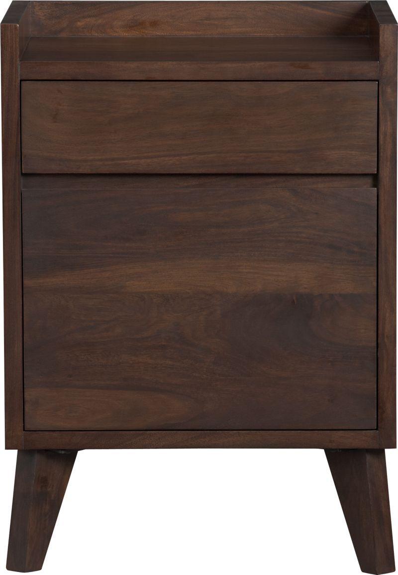 Strut Filing Cabinet  | Crate and Barrel
