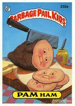 Geepeekay Com Original Series 6 Gallery Garbage Pail Kids Garbage Pail Kids Cards Pail