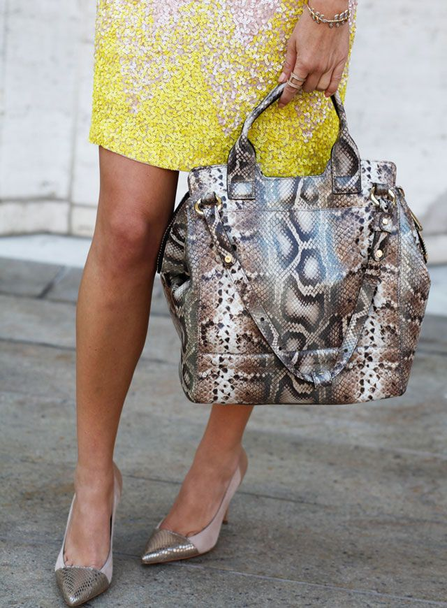 NYFW  City Sparkle in the Sam Edelman Desiree Brahmin Handbags, Everyday  Fashion, Designer 8343e15a60