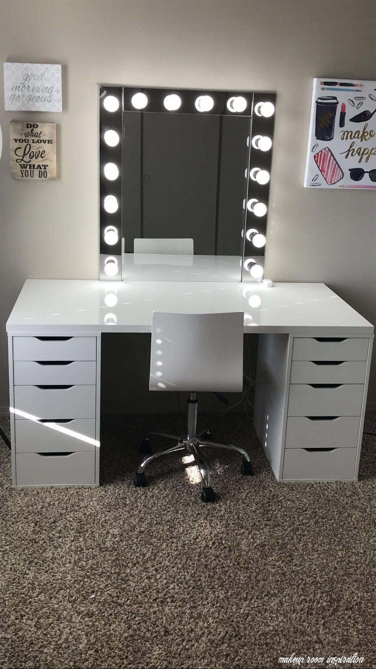 10 Makeup Room Inspiration