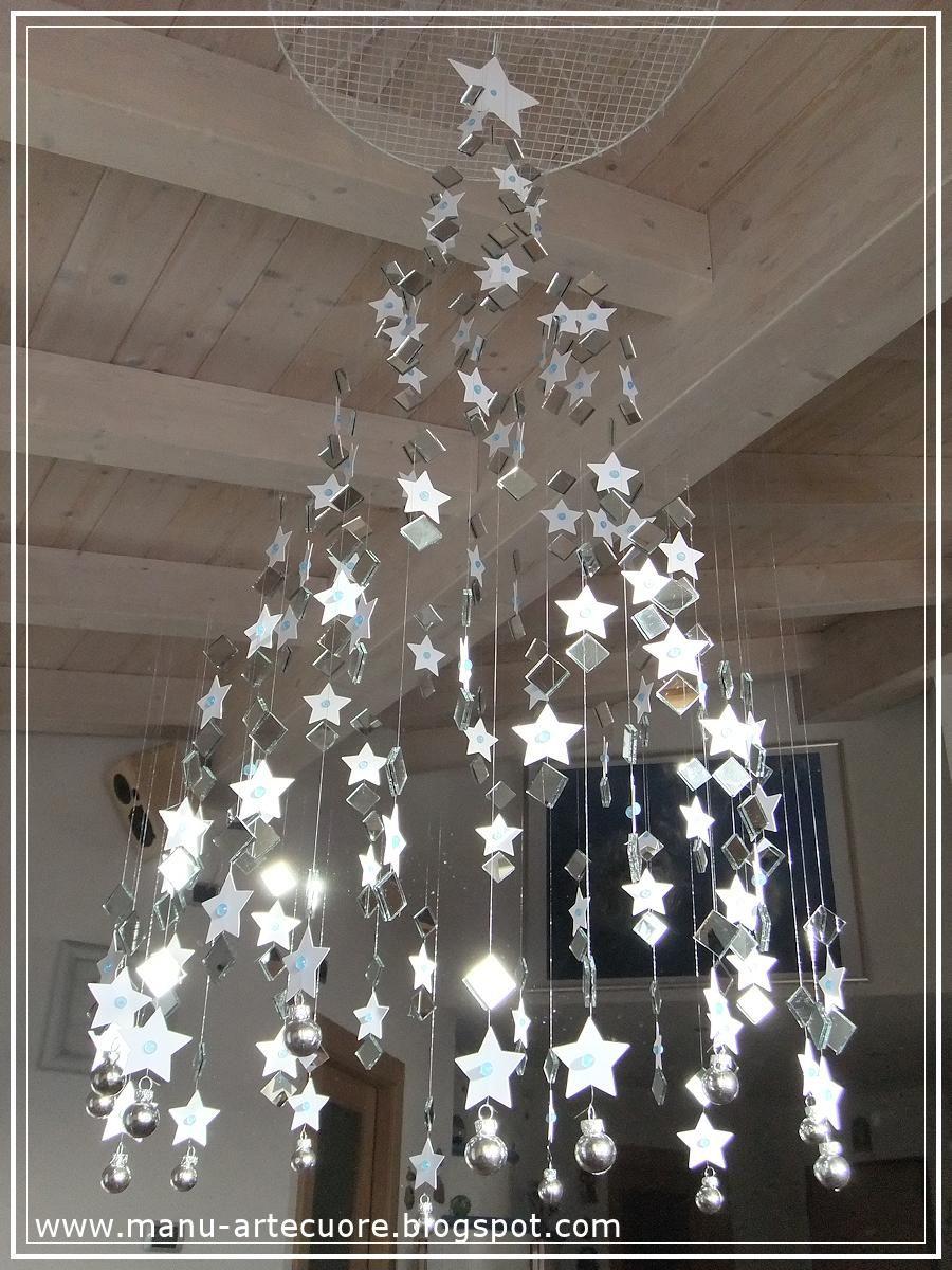 Lalbero Di Natale Sospeso Di Manu Arte Interior Design