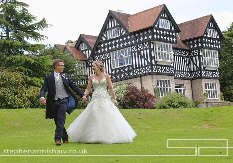 Relaxed Wedding Photography At The Fab Highfield House Driffield By Leading Photographer Stephen Armisdhaw