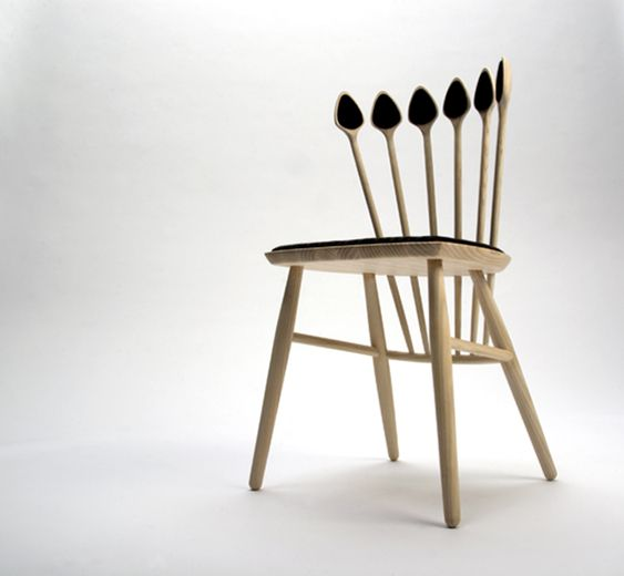 Wood Dining Chair by Jonas Jensen Lyndby Picture 01 unique seating